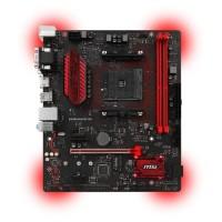 MSI Motherboard AMD A320 B350M GAMING PRO