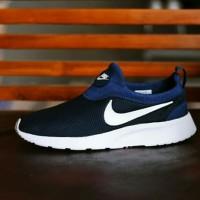 Sepatu Murah Sport Nike Kaishi Run Biru Dongker Import Murah