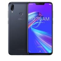handphone asus zenfone max M 2(4/64)/ZB633KL-midnight black