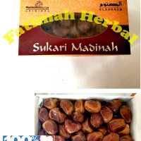 Kurma Ruthob Sukari Madinah/Shukari/Sukkari/Kurma Raja Saudi/500 gram