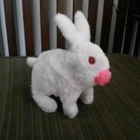 boneka kelinci/boneka kelinci gerak/mainan anak/mainan kelinci/bunny