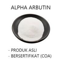 Alpha Arbutin Powder 5gr / Whitening Agent / Bahan Kosmetik