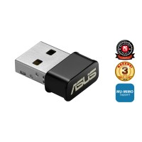 ASUS USB-AC53 Nano Wireless AC1200 Dual Band USB WiFi Adapter