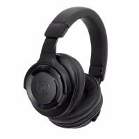 Audio Technica ATH-WS990 BT Over-Ear Headphones Black.