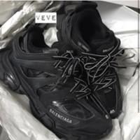 Balenciaga Track Trainer Triple Black UN AUTHORIZED Original
