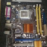 motherboard lga 775 asus p5kpl am ready
