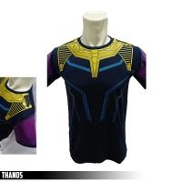 Kaos Thanos Kaos Avengers End Game Kaos Murah