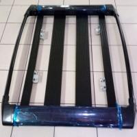 roof rack bagasi atas mobil universal / Rack oval bagasi atas mobil