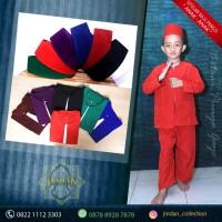 Baju Pangsi Anak Dan Peci