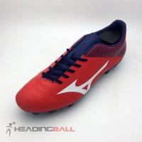 Sepatu Bola Mizuno Original Rebula V4 High Red White Blue P1GA187762