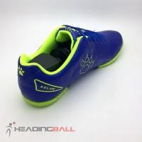 Sepatu Futsal Kelme Original Star 9 Royal Blue 5501 11 BNIB