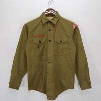 Vintage Boy Scout Of America Long Shirt