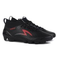 Sepatu Bola Specs Accelerator Infinity FG - Black Dark Granite Emperor