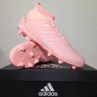Sepatu Bola Adidas Predator 18.3 FG Trace Pink DB2002 Original BN