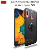 Case Samsung Galaxy A30 Autofocus Invisible Iring Soft Case