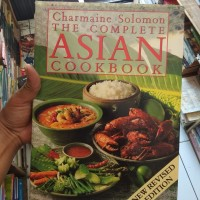 the complete ASIAN COOKBOOKS By Charmaine Solomon