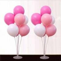 standing balon plastik |dekorasi balon