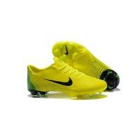 Nike Mercurial Vapor XII Pro FG Yellow Green I Sepatu Bola