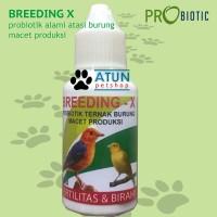 Breeding X Vitamin Fertilitas Birahi Love Bird Dan Burung Kicau