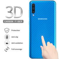 SAMSUNG GALAXY A50 Back Case and Camera Skin Protector Premium A 50
