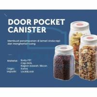 Lock n lock square door pocket canister 3 set 1.0 L Toples 1 Liter