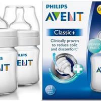 Stock Terbatas -SALE AVENT SCF560/27 Botol Susu New Born 125 Ml (2BTL)