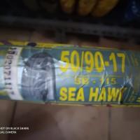 Ban Swallow Tubetype 50/90-17 Sea Hawk(SB-115) - Samurai(SB-128)