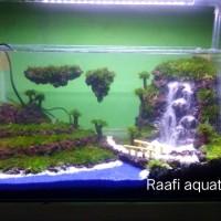 Aquascape avatar waterfall keren
