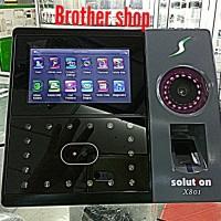 Mesin absensi sidik jari solution x801