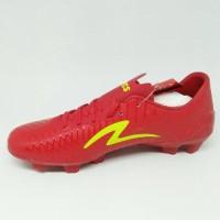 STOK TERAKHIR Sepatu bola specs original Accelerator Exocet merah