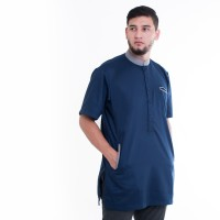 Baju Koko Arys design look trendy style 2