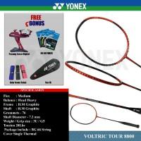 YONEX VOLTRIC TOUR 8800 RAKET BADMINTON ORIGINAL