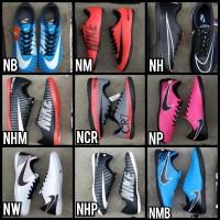 sepatu futsal nike adidas terbaru termurah size 38 s.d 43