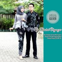 Set Couple Kebaya Organza Mix