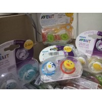 avent soother mpeng pacifier 0-6 decoded