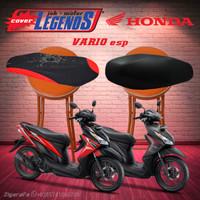 Cover Jok VARIO 110 Anti Air Sarung Mantel Jok Motor Standar Aksesoris