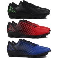 Sepatu Bola OrtusEight Ortus Eight Utopia FG - Black Ortred Vortex Blu