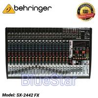 Mixer Behringer SX 2442 FX Original 24 Channel