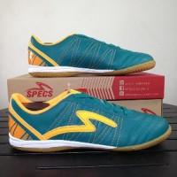BEST SELLER Sepatu Futsal Specs Horus Tosca Orange 400338 Origina