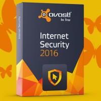 Avast Internet Security 2017 3Tahun 3Pc