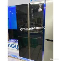 AQUA AQR-IG525AM GB KULKAS 4 PINTU INVERTER GARANSI FREE ONGKIR