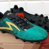 ORIGINAL Sepatu Bola / Soccer Specs Swervo Dynamite Black / Lake Green