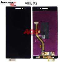 LCD TOUCHSCREEN LENOVO VIBE X2 HITAM AOS