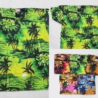 PROMO TERKINI Baju Pantai Bali Hawaii Unisex Random