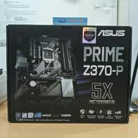 MOTHERBOARD ASUS PRIME Z370-P INTEL LGA 1151