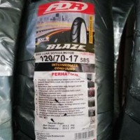 Ban FDR Tubeless 120/70-17 Blaze Intermediate Compound