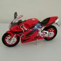 Mainan Motor Balap Raging Fire Gear GP Motors Berlampu,Bersuara