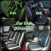 Sarung Jok Mobil Xenia Plus Karpet Bihun Sporty Non Bagasi Berkualitas