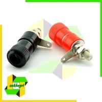 Banana Plug/Steker Pisang Terminal Blok Konektor Kabel 4mm