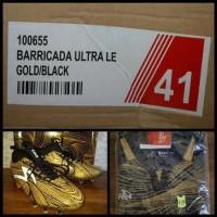 TURUN HARGA Sepatu Bola Specs Barricada Ultra LE FG Emperor Gold